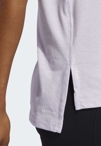 adidas Performance - GO-TO T-SHIRT - T-shirts med print - purple - 3