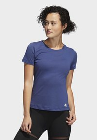 adidas Performance - PRIME T-SHIRT - T-paita - tech indigo - 0