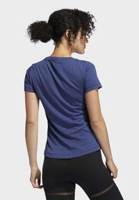 adidas Performance - PRIME T-SHIRT - T-paita - tech indigo - 1