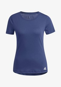 adidas Performance - PRIME T-SHIRT - T-paita - tech indigo - 4