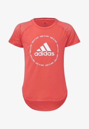 BOLD T-SHIRT - T-shirt print - pink