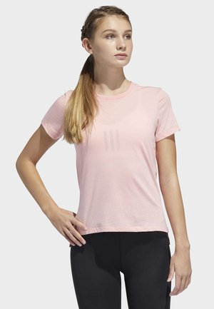 GO-TO T-SHIRT - T-shirts med print - glory pink