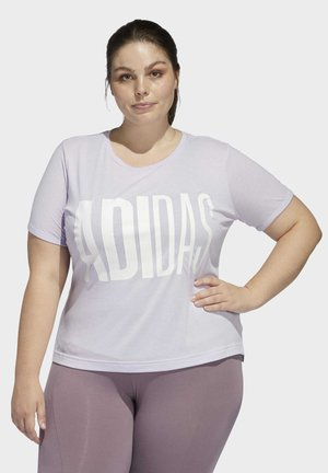 UNIVERSE T-SHIRT - T-shirts print - purple
