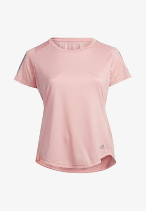OWN THE RUN T-SHIRT - T-shirt con stampa - pink