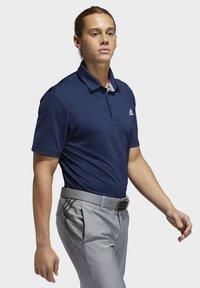 adidas Golf - ULTIMATE365 2.0 SOLID POLO SHIRT - Sports shirt - blue - 3