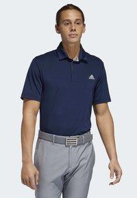 adidas Golf - ULTIMATE365 2.0 SOLID POLO SHIRT - Sports shirt - blue - 0