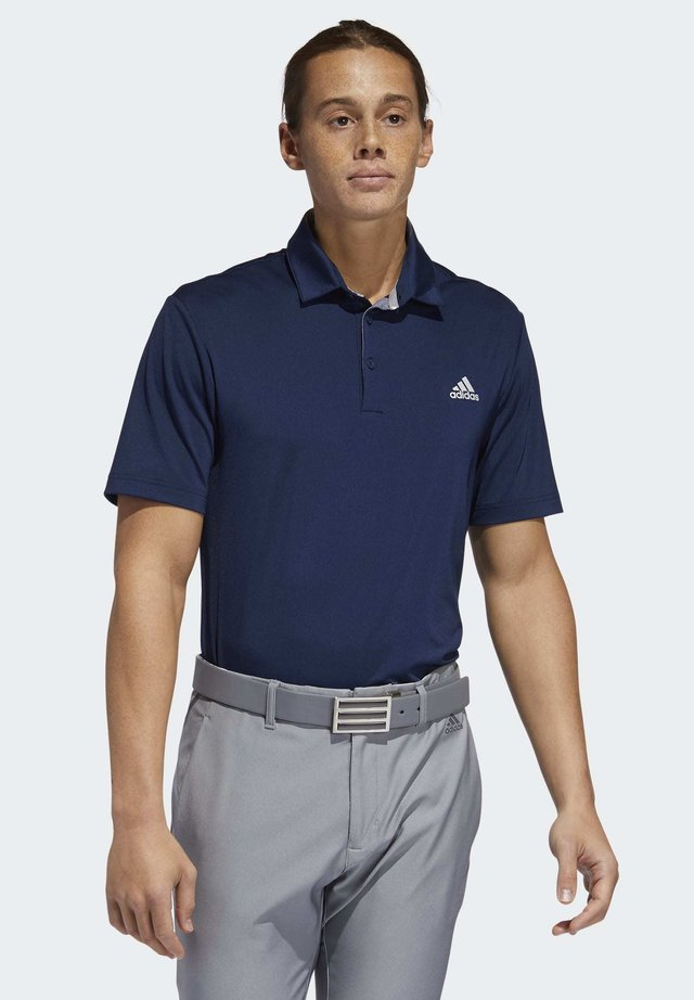 ULTIMATE365 2.0 SOLID POLO SHIRT - Funktionstrøjer - blue