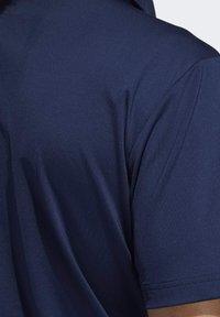 adidas Golf - ULTIMATE365 2.0 SOLID POLO SHIRT - Sports shirt - blue - 5