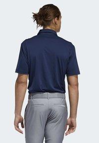 adidas Golf - ULTIMATE365 2.0 SOLID POLO SHIRT - Sports shirt - blue - 1