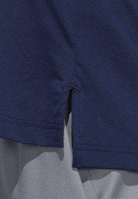 adidas Golf - ULTIMATE365 2.0 SOLID POLO SHIRT - Sports shirt - blue - 6