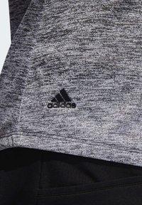 adidas Golf - GRADIENT POLO SHIRT - T-shirts med print - white - 4