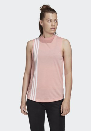 MUST HAVES 3-STRIPES TANK TOP - Top - pink