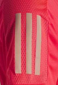 adidas Performance - OWN THE RUN TEE - Print T-shirt - signal pink - 2