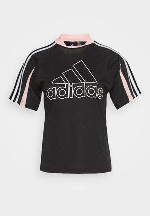 TEE A.RDY - T-shirt print - black