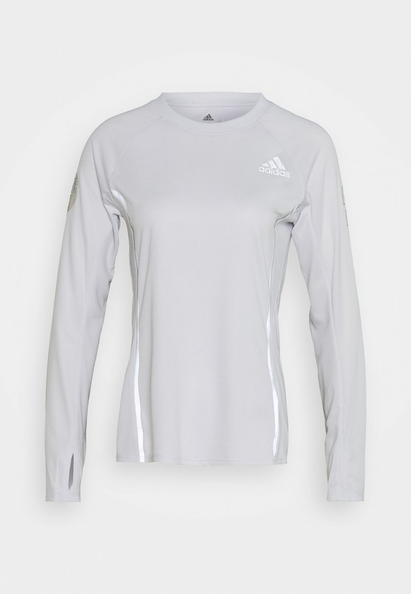 adidas Performance - REFLECTIVE - Sports shirt - grey
