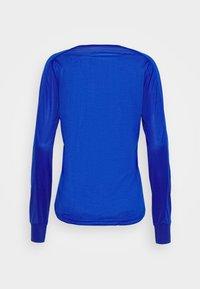adidas Performance - SPORTS RUNNING LONG SLEEVE - Long sleeved top - royal blue - 1