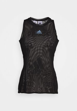 REPEAT TANK - Toppe - black