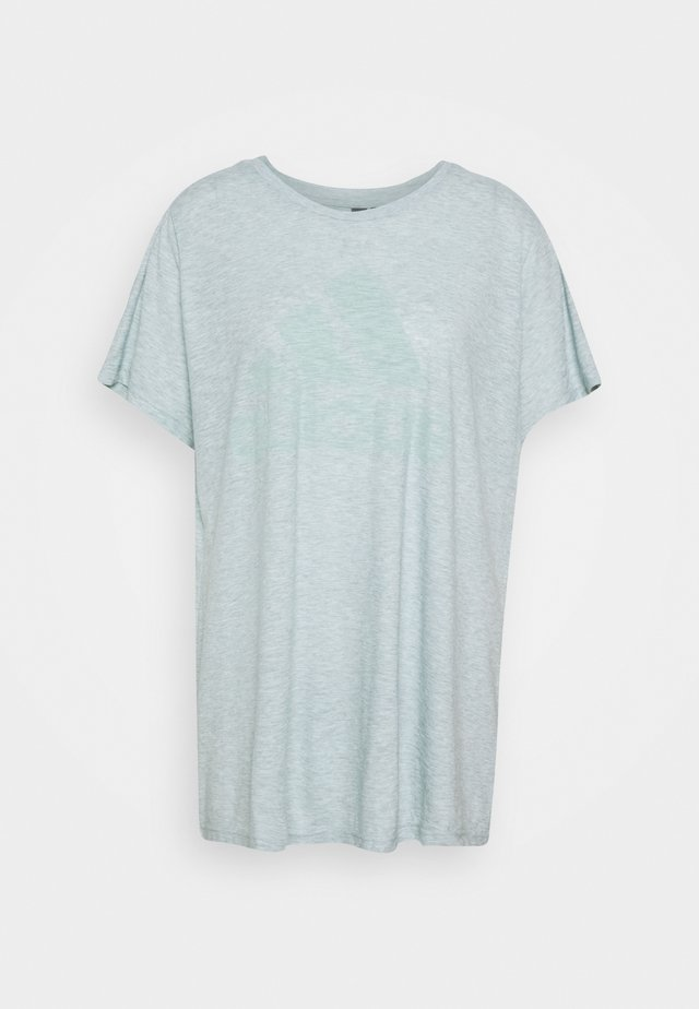 WIN TEE - T-Shirt print - mint