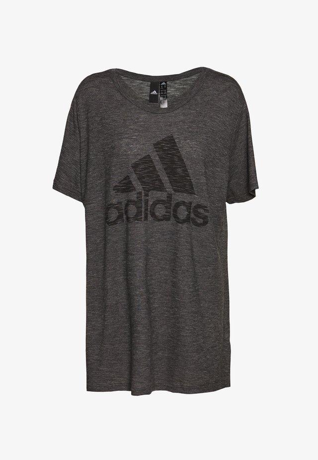 WIN TEE - T-Shirt print - black