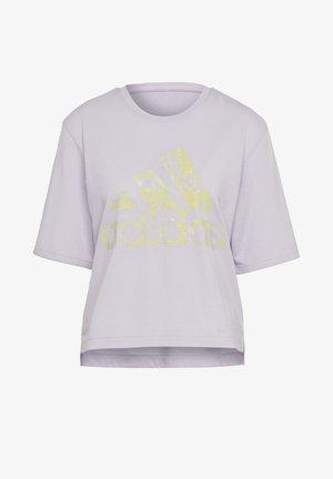 IWD UNIV T-SHIRT - T-shirt imprimé - purple