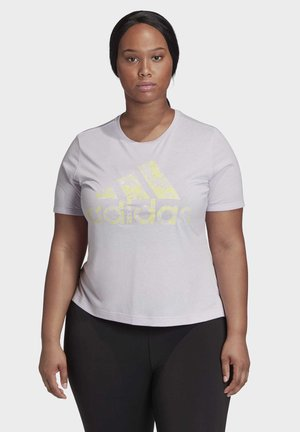 IWD UNIV T-SHIRT - T-shirt print - purple