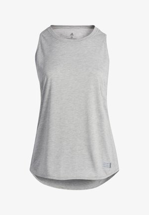 ADAPT TO CHAOS TANK TOP (PLUS SIZE) - Toppe - grey