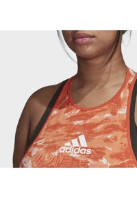 adidas Performance - UNIV TANK TOP - Toppe - orange - 5