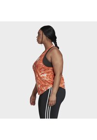 adidas Performance - UNIV TANK TOP - Toppe - orange - 2