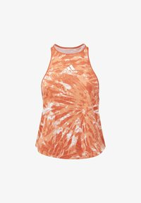 adidas Performance - UNIV TANK TOP - Toppe - orange - 8