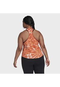 adidas Performance - UNIV TANK TOP - Toppe - orange - 1