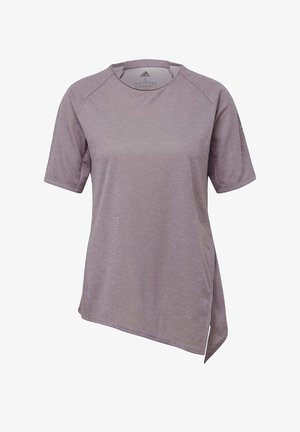 TERREX HIKE T-SHIRT - T-shirt print - purple