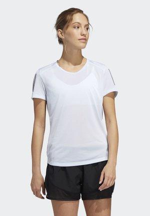 OWN THE RUN T-SHIRT - T-shirts print - blue