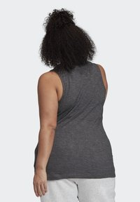 adidas Performance - WINNERS TANK TOP (PLUS SIZE) - Top - black