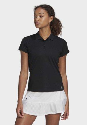 CLUB POLO SHIRT - Poloskjorter - black