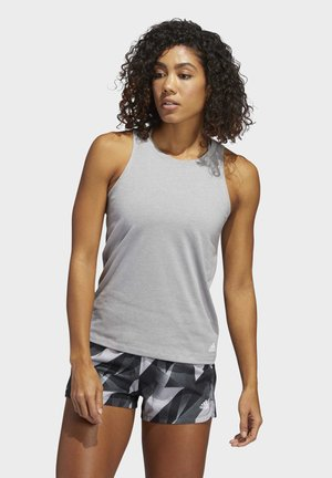 PRIME TANK TOP - Toppi - grey