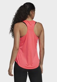 adidas Performance - OWN THE RUN 3-STRIPES PB TANK TOP - Topper - pink - 2