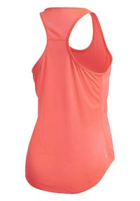adidas Performance - OWN THE RUN 3-STRIPES PB TANK TOP - Topper - pink - 8