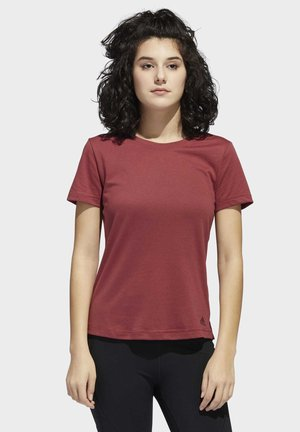 PRIME T-SHIRT - T-shirts basic - red