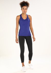 adidas Performance - HOW WE DO  - Legging - black - 1