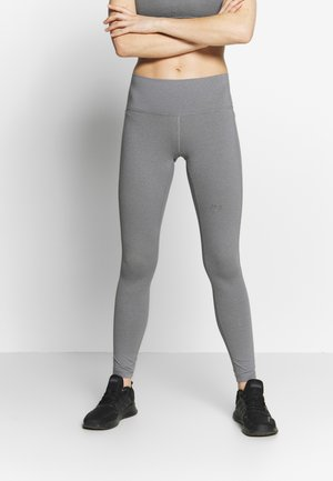 Legging - black/grey heather