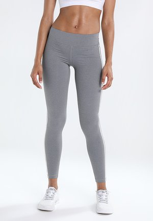 Leggings - black/grey three
