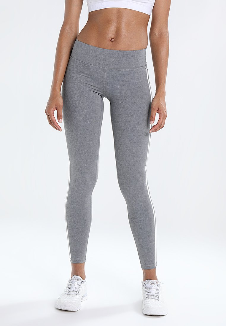 adidas Performance - Legging - black/grey three