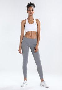 adidas Performance - Legging - black/grey three - 1