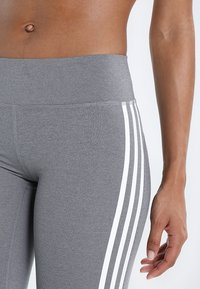 adidas Performance - Legging - black/grey three - 3