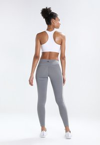 adidas Performance - Legging - black/grey three - 2