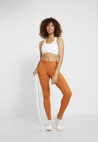adidas Performance - ASK  - Tights - copper - 1