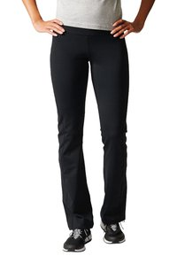 adidas Performance - WORKOUT JOGGERS - Pantalones - black - 0