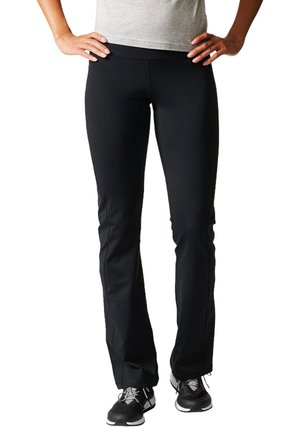 WORKOUT JOGGERS - Trousers - black