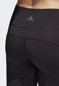 adidas Performance - BELIEVE THIS SOLID  - Leggings - black - 5