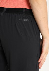 adidas Performance - TERREX TX MULTI HIKING - Outdoorbroeken - black - 3